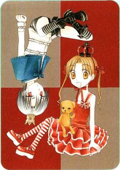 Tachibana Higuchi, Group TAC, Gakuen Alice, Natsume Hyuuga, Mister Bear