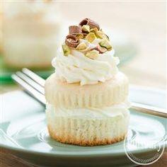 Cannoli Cupcakes from Pillsbury® Baking
