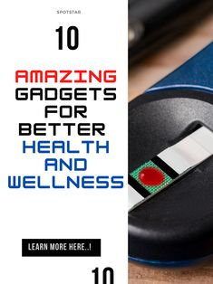 10 Amazing gadgets to Monitor your Health and stay fit Amazing Gadgets, Cool Gadgets, Cardio Workout At Home, At Home Workouts, Blood Pressure Chart, Glucose Levels, Body Composition, Oral Health