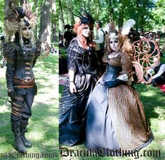wave gothic treffen photos - see more at http://www.lacarmina.com/blog