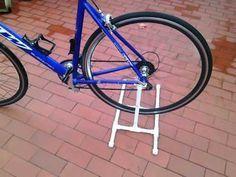 Presentacion De Soporte Casero Para Bici Estatica Youtube Bicicleta Ideias