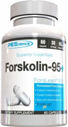 forskolin 200mg