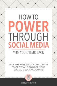 What if you could stop wasting so much time trying to marketing your posts and products and power through them in just 20 minutes? Check out how I do just that. https://hollymccaig.com/how-to-power-schedule-through-social-media/?utm_campaign=coschedule&utm_source=pinterest&utm_medium=Holly%20McCaig%20Creative&utm_content=How%20to%20Power%20Schedule%20Through%20Social%20Media