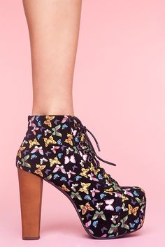 Jeffrey Campbell shoes at Nasty Gal ♥