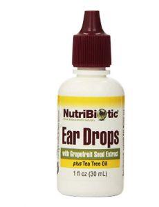 Nutribiotic Ear Drops Ear Drops, Ear Infection, Tea Tree Oil, Top, Tee Tree Oil, Crop Shirt, Shirts