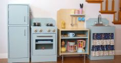 a little sprout: DIY playkitchen