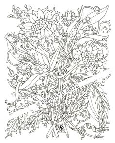 National Coloring Book Day ON PINTEREST THERE IS ONE OF THESE