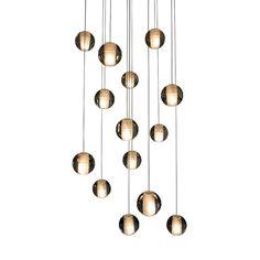 Brass Chandelier, Chandeliers, Pendant Chandelier, Globe Pendant, Chandelier Lighting, Light Pendant, Chandelier Ideas, Unique Lighting, Home Lighting