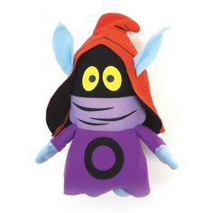 Masters of the Universe Orko Super Deformed Plush - Comic Images - Masters of the Universe - Plush at Entertainment Earth http://www.entertainmentearth.com/prodinfo.asp?number=CS80007&id=TO-603025911