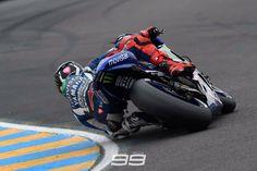 Jorge Lorenzo Le Mans 2015