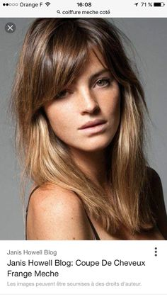 Love Long hairstyles with bangs? wanna give your hair a new look? Long hairstyles with bangs is a good choice for you. Here you will find some super sexy Long hairstyles with bangs, Find the best one for you, Layered Hair With Bangs, Long Layered Hair, Medium Length Hair Cuts With Bangs, How To Style Bangs, Haircuts With Bangs, Bang Haircuts, Pixie Haircuts, Great Hair, Awesome Hair