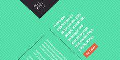 Top 50 Best Examples of Websites Using Typography