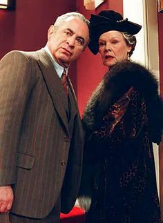 mrs. henderson presents, how perfect these two are in this movie.  And with Sandy Powell's costumes of the time it is fun to watch