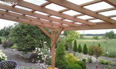 wiaty pergole tarasy garaże zadaszenia architektura ogrodowa ciesielst Kiekrz - image 3