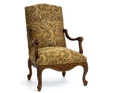 for the formal living room.. cute accent chair