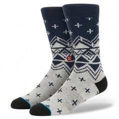 Stance s Asher is a warm hug for your feet. Inspired by winter and  emboldened by c658675c368