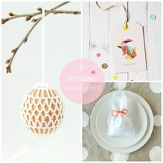 6 Easter DIY Ideas For 2013