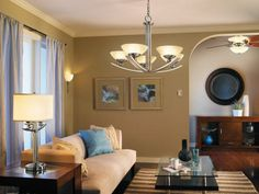 Warm Lighting Decoration for your Home Office