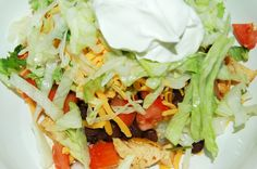 chipotle chicken burritobowls - Home - A Sweet Simple Life