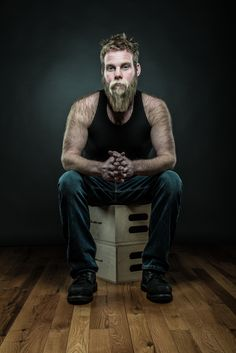 """Joseph D. R. O'Leary: Of Beards and Men. """"What is it about a man with a beard? In an era of manscaping and Brooklyn hipsters and dandies, Joseph D.R. O'Leary explores the idea of using facial hair as a form of creativity, self expression, and a little rebelliousness."""""""