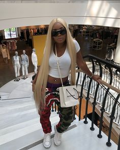 I think my haters really just be wanting a kiss, They know I'll body you sis 💋 Cute Swag Outfits, Chill Outfits, Dope Outfits, Trendy Outfits, Summer Outfits, Fashion Outfits, Modest Fashion, Fashion Tips, Black Girl Fashion