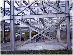LOS PÓRTICOS O MARCOS      Son otras estructuras cuyo comportamiento está gobernado por la flexión. Están conformados por la unión rígida de vigas y columnas. Es una de las formas más populares en la construcción de estructuras de concreto reforzado y acero estructural para edificaciones de vivienda multifamiliar u oficinas.