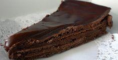 Najjednoduchšia čoko torta - Receptik.sk