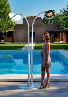 Italian Design Hotdoor Infrared Outdoor Patio Heater