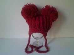 newborn girl hatCrochet girl hatChristmas girl by crochetfifi Crochet Girls, Hand Crochet, Crochet Baby, Girl With Hat, Pets, How To Make, Christmas, Stuff To Buy, Xmas