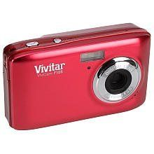 """Vivitar ViviCam F128 Digital Camera by Sakar. $40.00. The Vivitar VF128-RH ViviCam F128 Digital Camera lets you capture clear and lively photos using its 14 Megapixels resolution. This digital camera is designed with 2.7"""" LCD monitor that allows you to view your saved photos with ease. The Vivitar VF128-RH ViviCam F128 Digital Camera is equipped with 4x Digital Zoom, letting you shoot and capture far subjects without any distortion.. Save 69%!"""