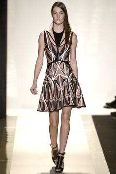 Hervé Léger by Max Azria Spring Summer 2013 Ready-To-Wear