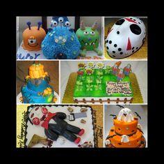 Halloween birthday cake ideas