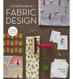 Book about designing your own fabric