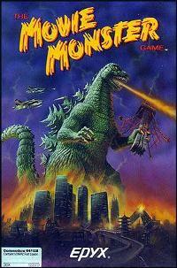 Past - Movie Monster Game (EPYX - 1986) Apple II & Commodore 64  (http://godzilla.wikia.com)