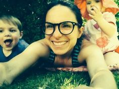 FIT MOM of June 2014 Jessica Rouleau