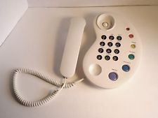 Novelty Paint Pallette Shape Corded Landline Telephone Radio Shack