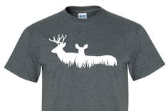 BUCK AND DOE Tee Shirt great as a gift for Men, women, and children!! tee131