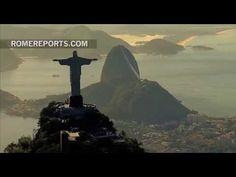 Publicada la agenda oficial del Papa Francisco para la JMJ de Río de Janeiro