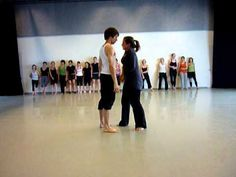 Laban Physical Theatre Practice for Sharing