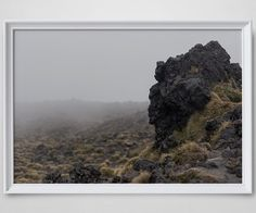 New Zealand Landscape Photograph, Volcano Photograph Print, Alpine Landscape Photograph, Tongariro Photograph, Exotic Home Decor, Wall Art