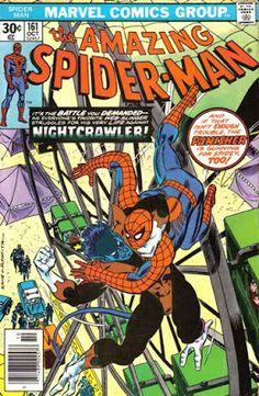 Amazing Spider-Man #161, Nightcrawler