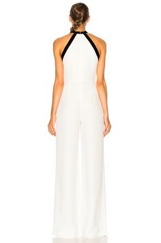 Image 4 of Alexis Molly Jumpsuit in Ivory
