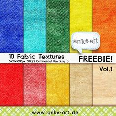Fabric Freebie! For Scrapbooking, Photoshop...