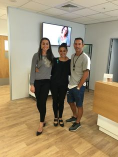 We had the pleasure to have Adam Parore and Ariel at Claris Group