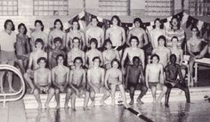 West High Swim Team 1983-84 | by bluwmongoose