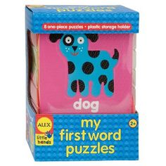 My First Word Puzzles by Alex Toys