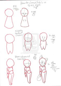 Chibi Body Proportions : chibi, proportions, Chibi, Characters, Other, Exaggerated, Stylistic, Proportions, Ideas, Chibi,, Drawings,, Drawing, Tutorial