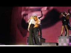 Madonna - Candy Shop (Berlin 28.06.2012 - MDNA Tour) Front Row HD