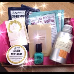 #birchbox #beauty #goodies
