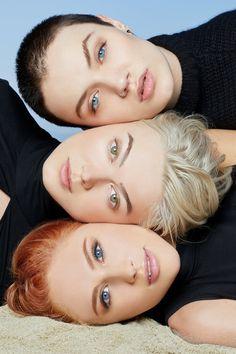 Brendi K Seiner, Khrystyana Kazakova, Liberty Netuschil -- Cycle 24